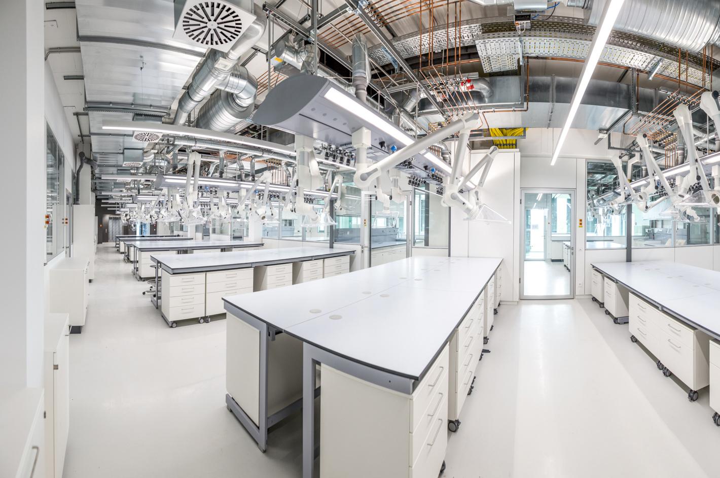 环境检测实验室的规划布局(一)
