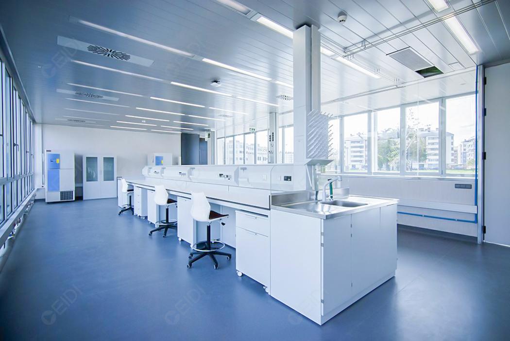 生物实验室装修设计:参考规范、常见问题、系统结构、整体方案