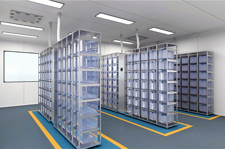 SPF动物房建设从0到1:选址/设计/施工/验收/CNAS认可/生产使用审批