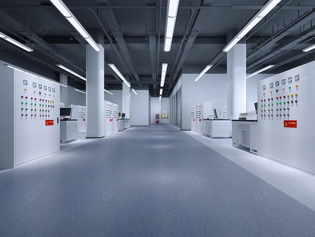 照明电和动力电供电系统