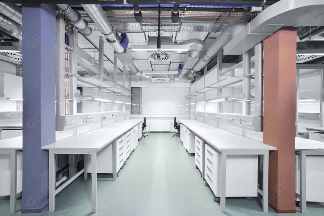 物理实验室装修与化学实验室装修的区别:功能区设置(GB规范)CEIDI西递