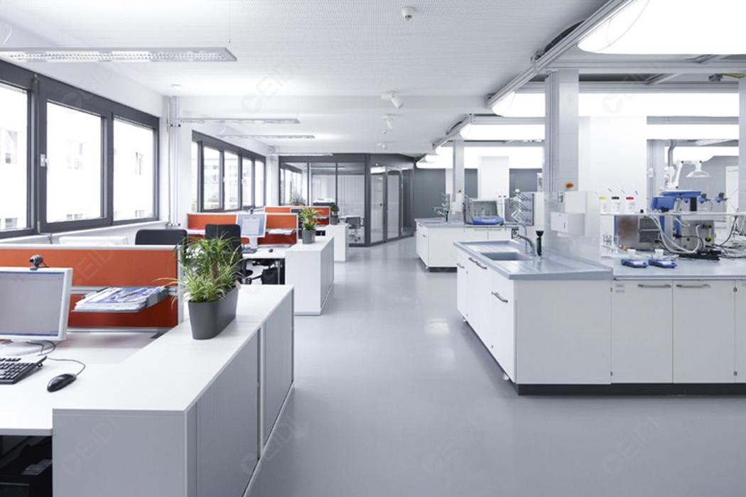 微生物实验室装修设计之平面布局规范:生命科学/食品卫生/医疗 CEIDI西递