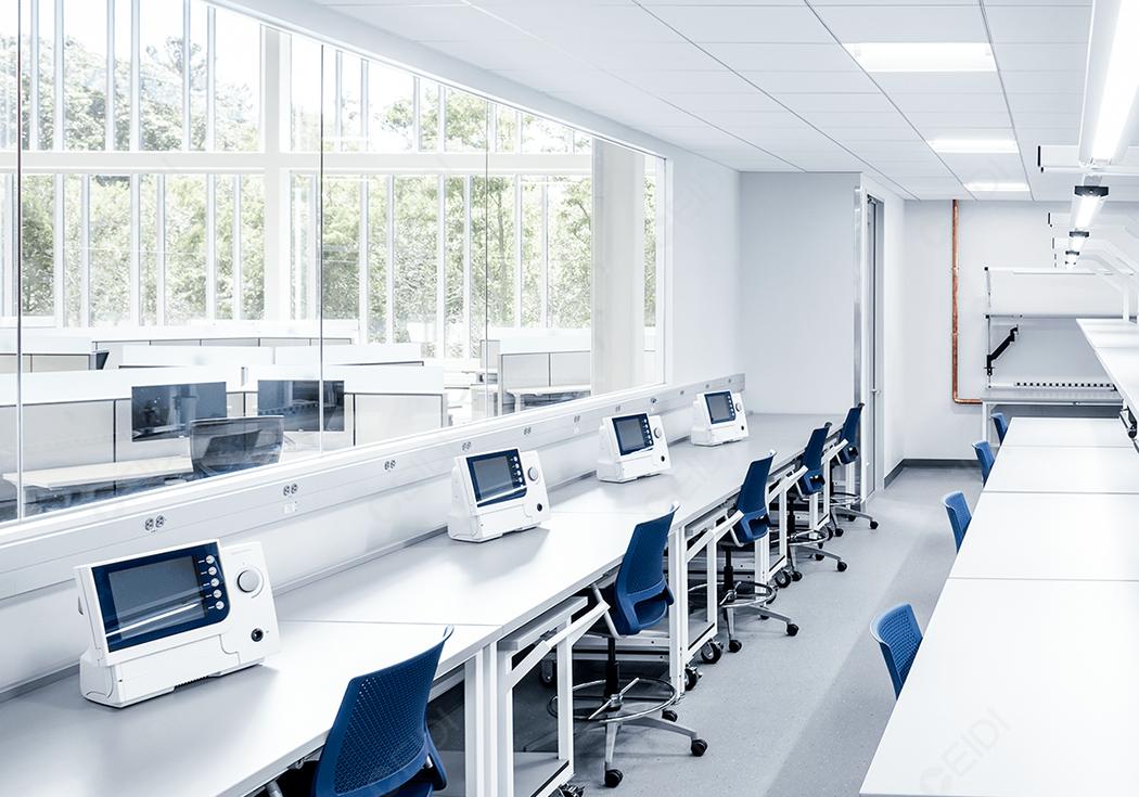 科研实验室的装修设计:功能用房及建筑要求