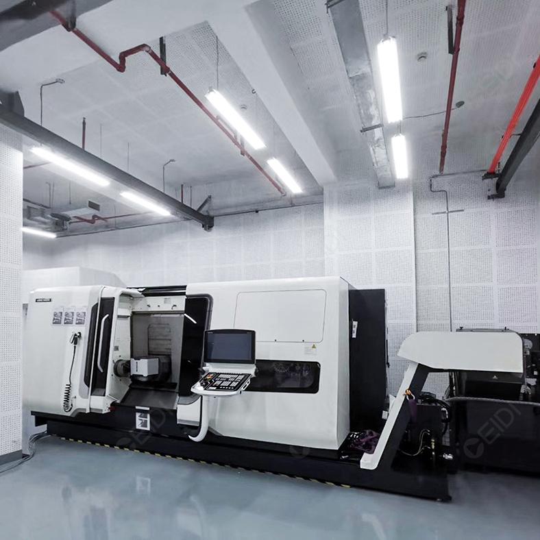 上海科技大学物质学院机械加工中心实验室改造工程