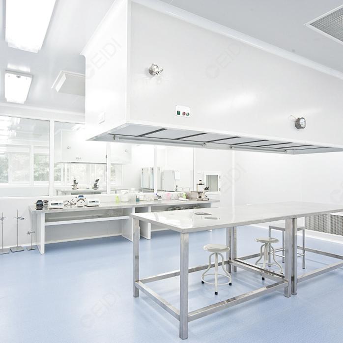 北京雅康博生物科技体外诊断试剂洁净厂房及研发检测实验室项目
