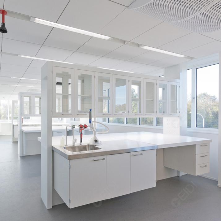 香精实验室净化装修建设项目-上海旭梅
