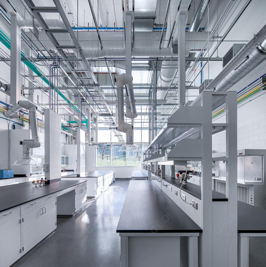 飞机设计研究院实验室建设施工项目-上海商飞