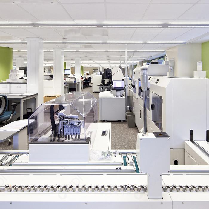 上海国际医学中心(SIMC)综合门诊、实验楼项目