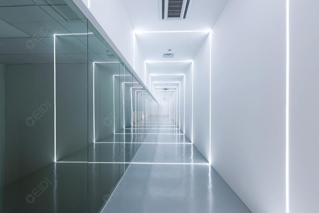 洁净参观走廊的设计装修及建设经验 CEIDI西递
