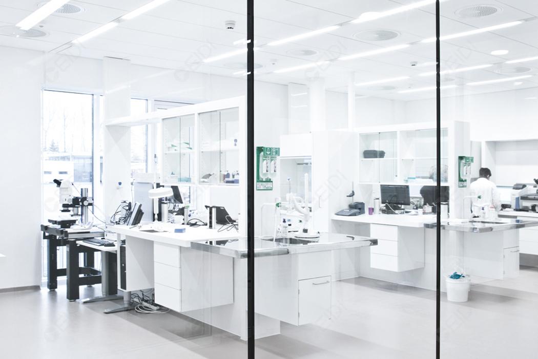 分子实验室设计装修-生物实验室分子病理分子诊断  CEIDI西递