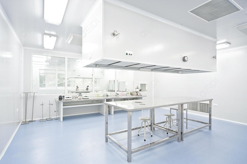 二代测序(NGS)实验室的布局分区设计和建设要求 CEIDI西递