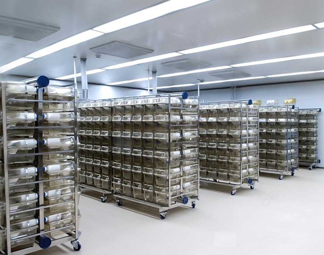 有关动物实验室检测的要求及标准