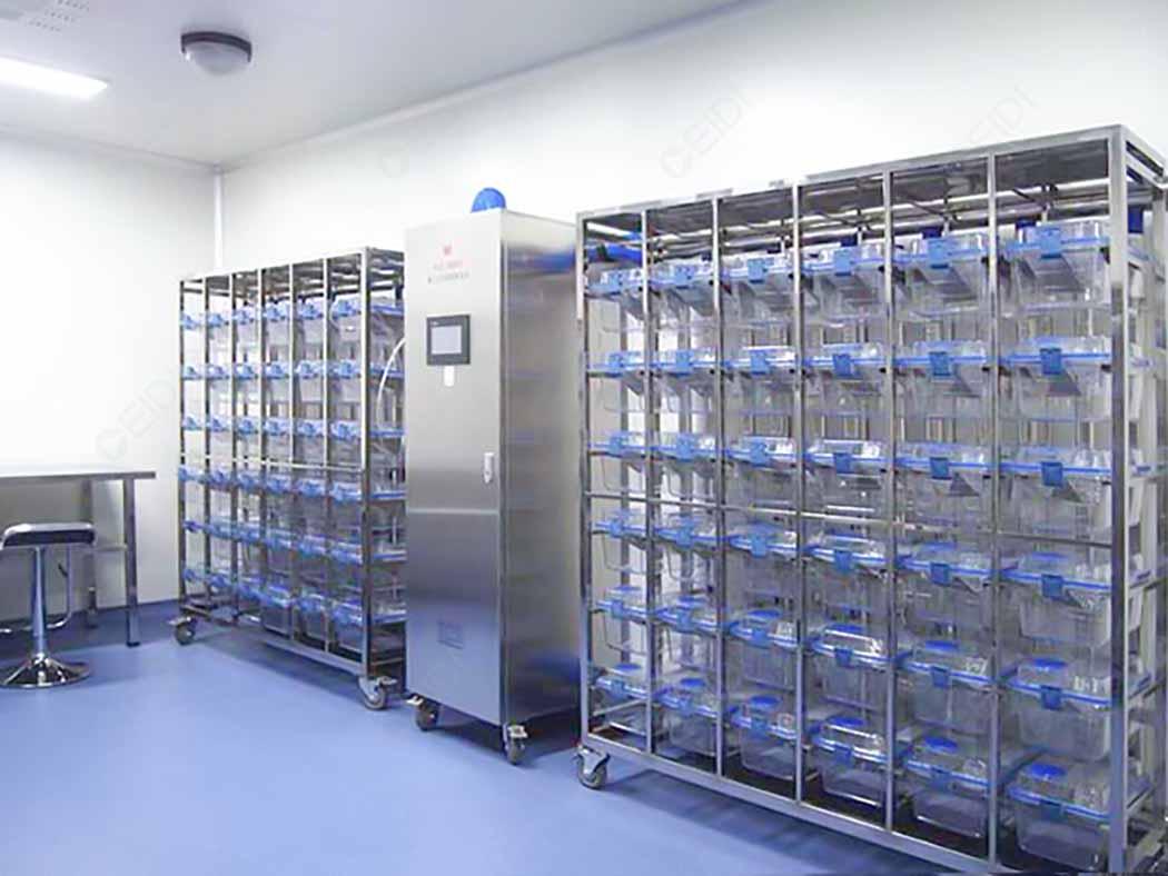 关于三级生物安全实验室(动物实验)要求及规范 CEIDI西递
