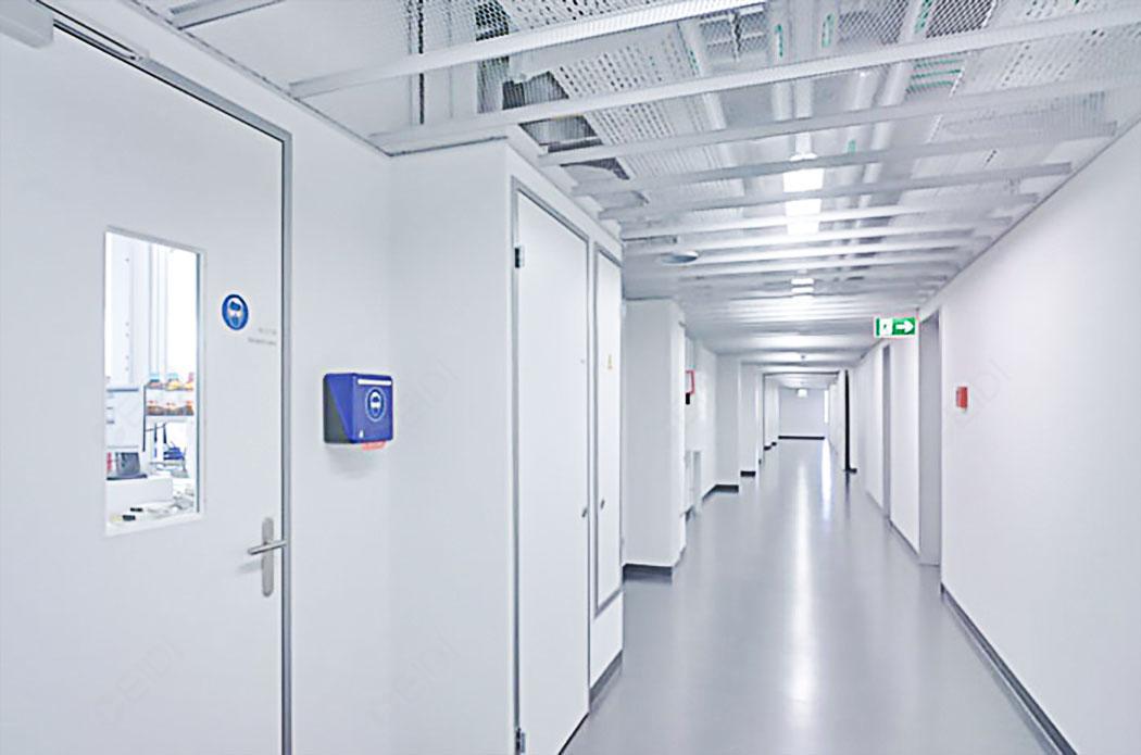 洁净室无菌设计装修标准-CEIDI无菌室建设-医药食品香精香料