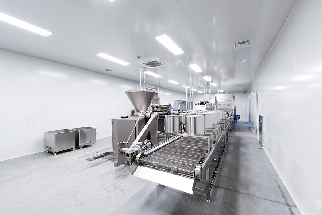 食品工厂净化车间等级标准 CEIDI西递
