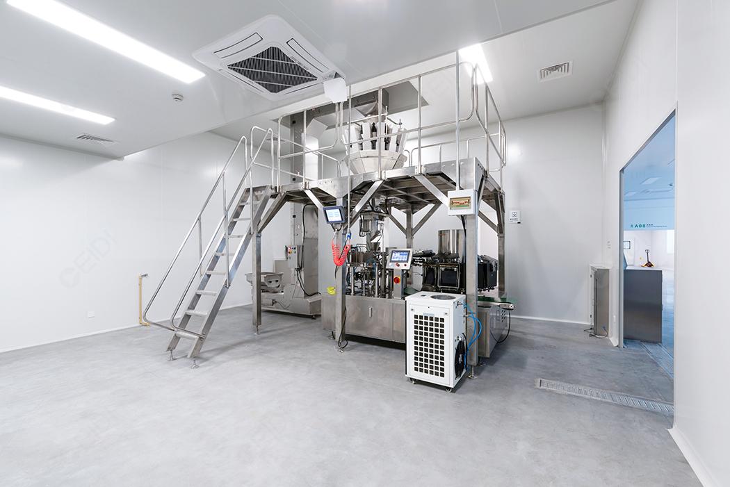 关于食品厂净化车间平面布局及装修材料相关知识