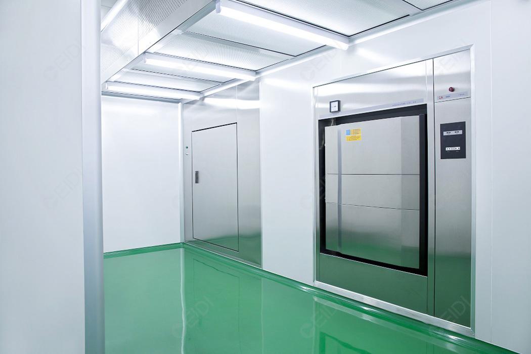 电子净化无尘车间之洁净空调的设计方案