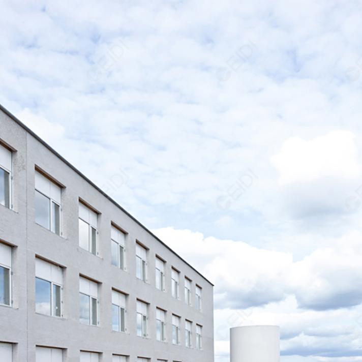 标识 厂区规划、厂房外立面、生产车间及办公楼装修-上海景晨