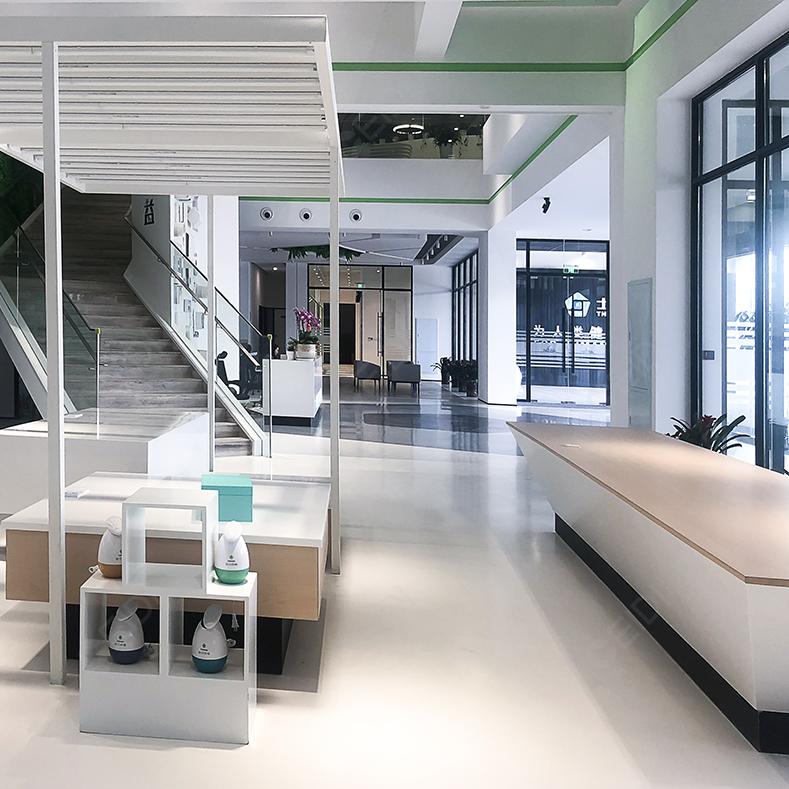 科技生活楼食堂与宿舍装修项目-上海士诺