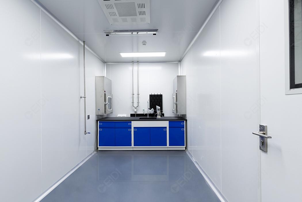 固体制剂GMP生产车间设计方案  CEIDI西递