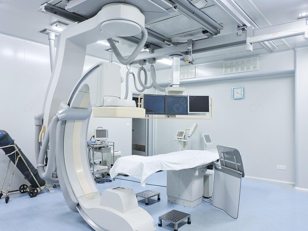 DSA介入手术室装修设计建设规范:布局规划、安装与验收 CEIDI西递