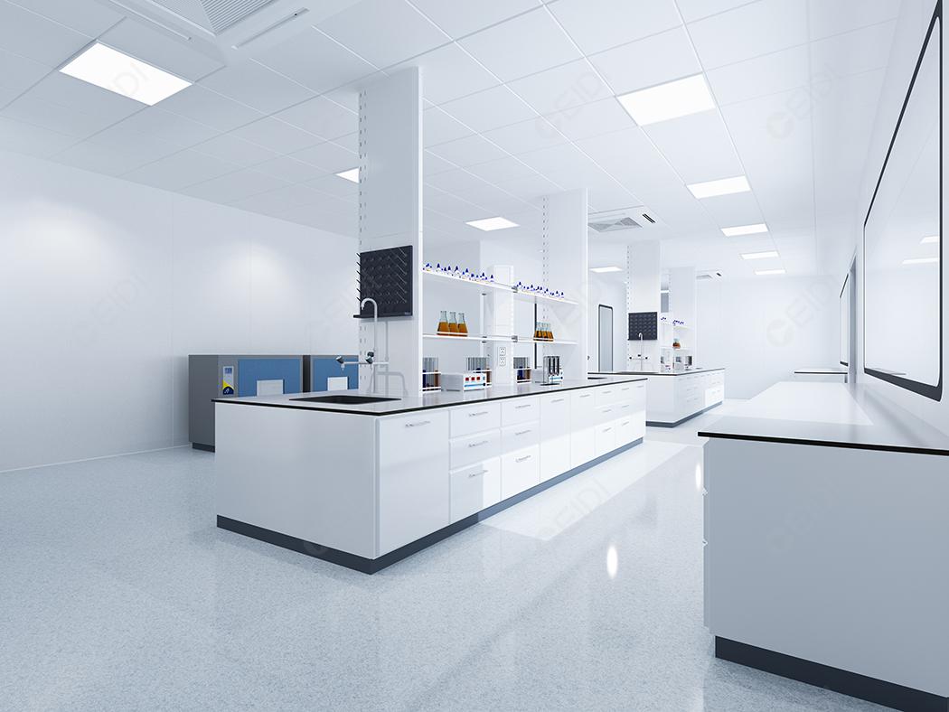 环境实验室规划布局及基础设施标准 CEIDI西递