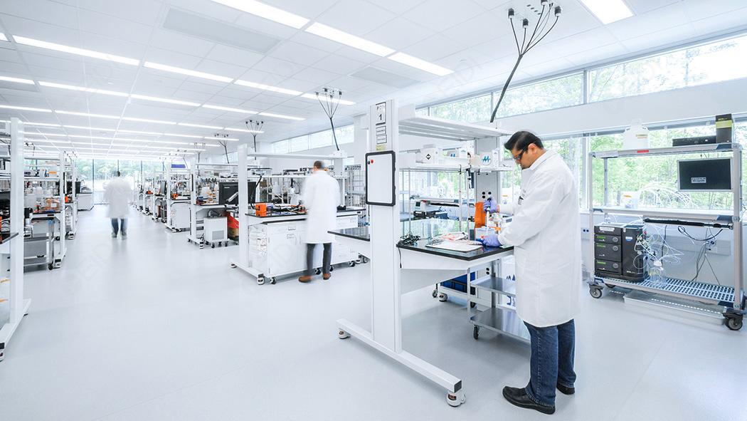 无菌医疗器械 无菌导尿管净化生产车间设计布局 CEIDI西递
