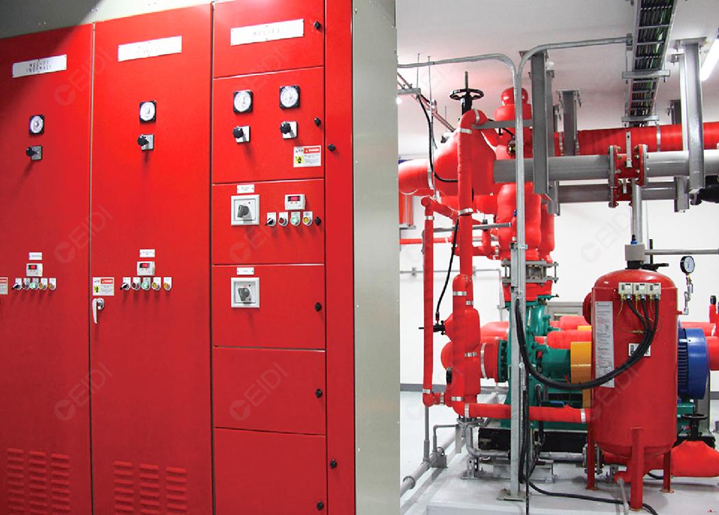实验室消防设计要求 实验室消防设施的配备经验 CEIDI西递