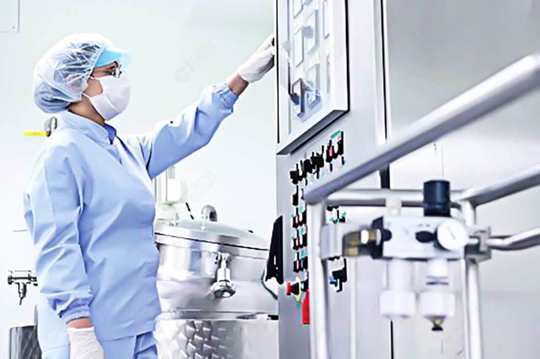 流式细胞实验室设计建设经验  CEIDI西递