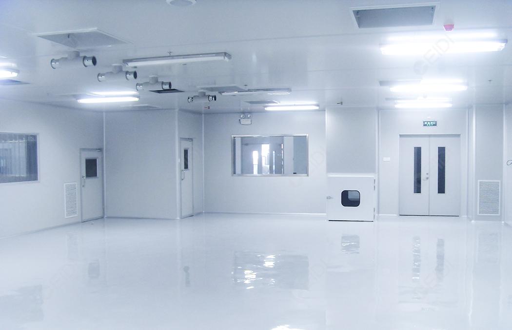 片剂生产车间及重点洁净区设计经验 CEIDI西递