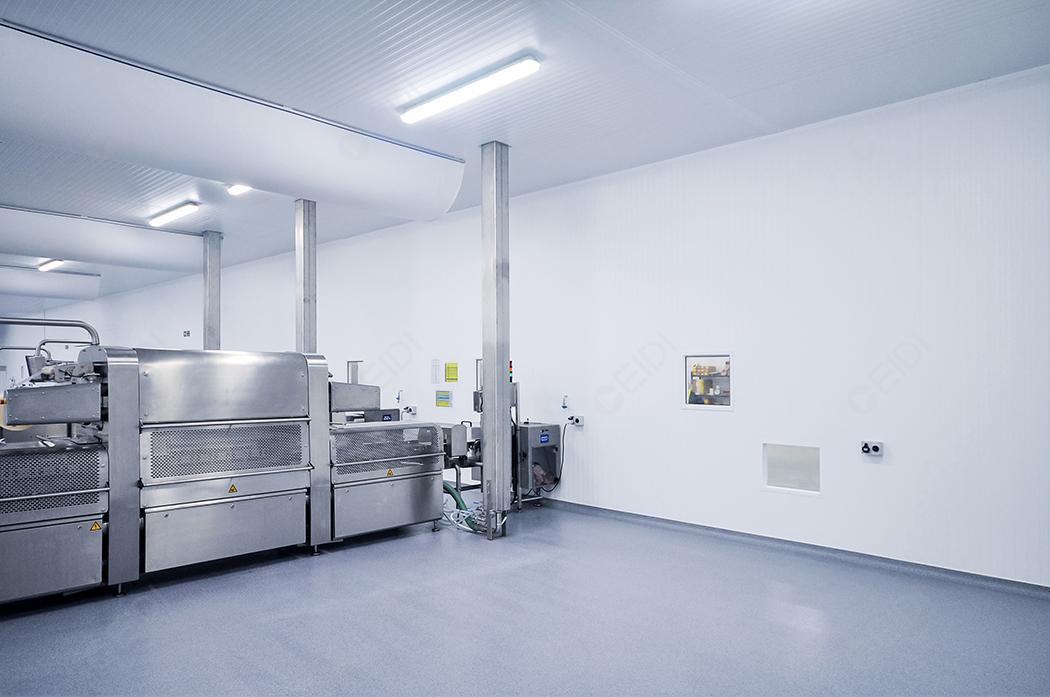 进口食品加工厂设计及建设经验 CEIDI西递