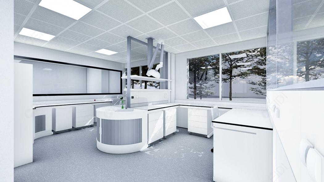 第三方检测实验室设计预算及设计要点 CEIDI西递
