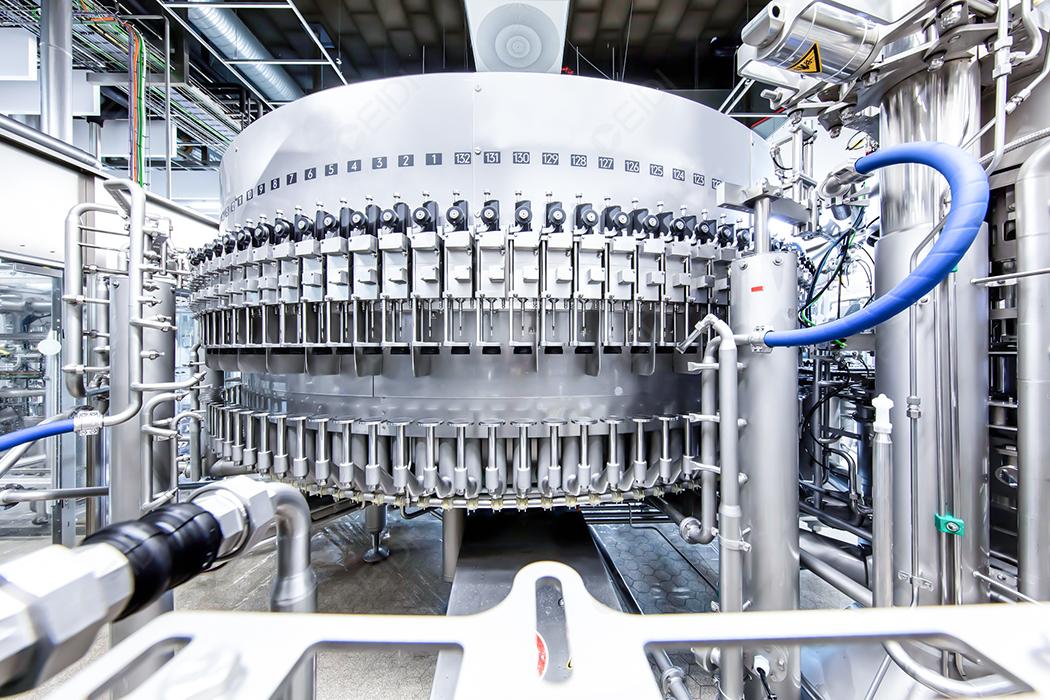 饮料无菌灌装车间设计及建设-精酿啤酒厂装修经验 CEIDI西递