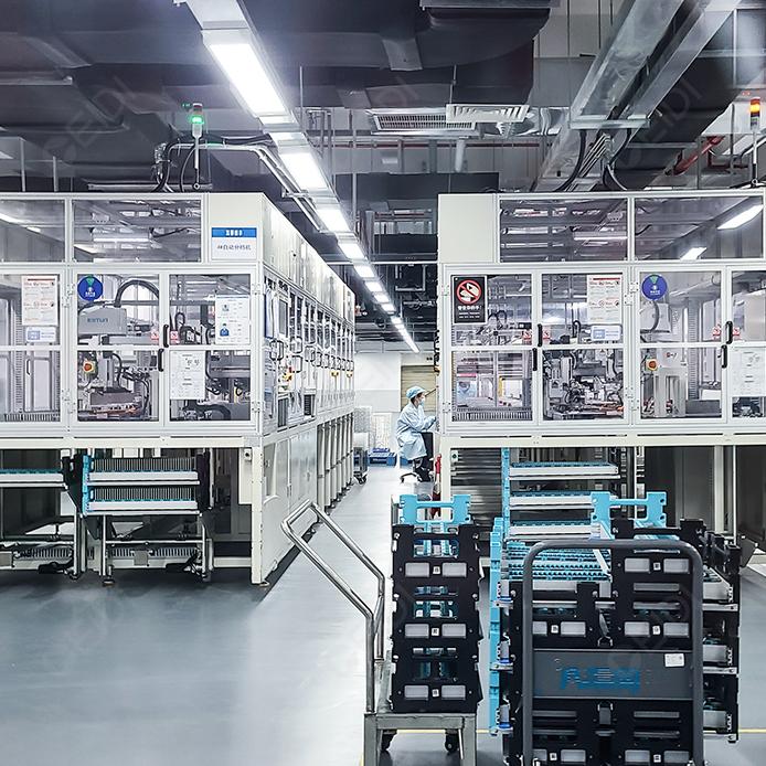 朗德能锂电池中心实验室项目