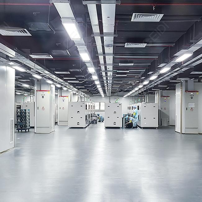 上海比亚迪精密制造净化车间工程项目