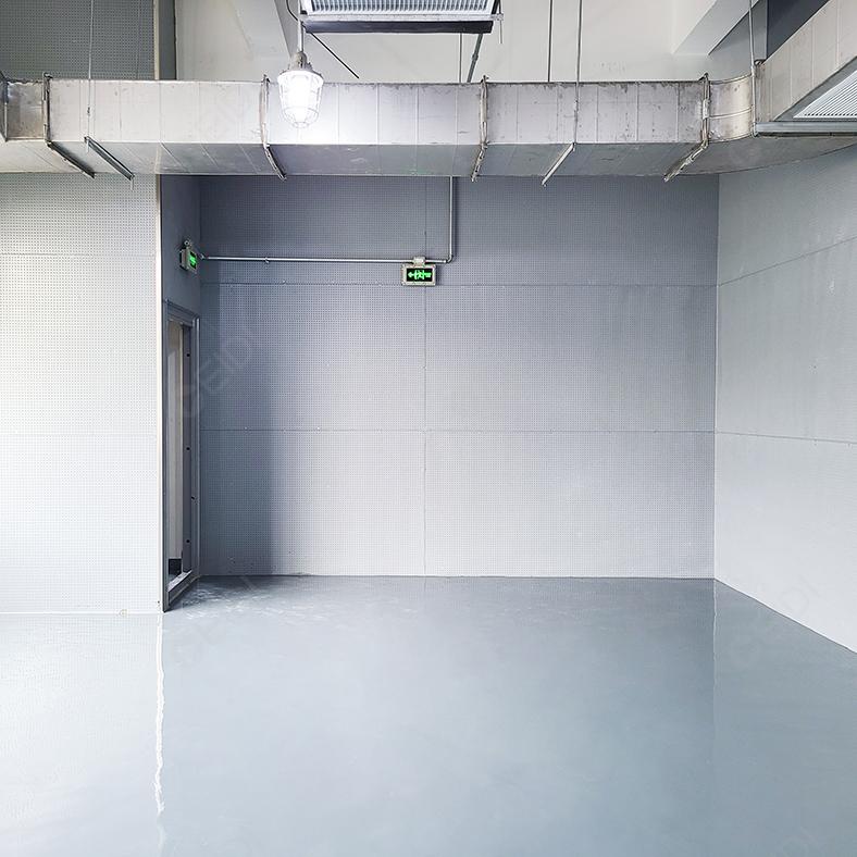 欧堪电子科技防爆车间项目系统设计及装修工程