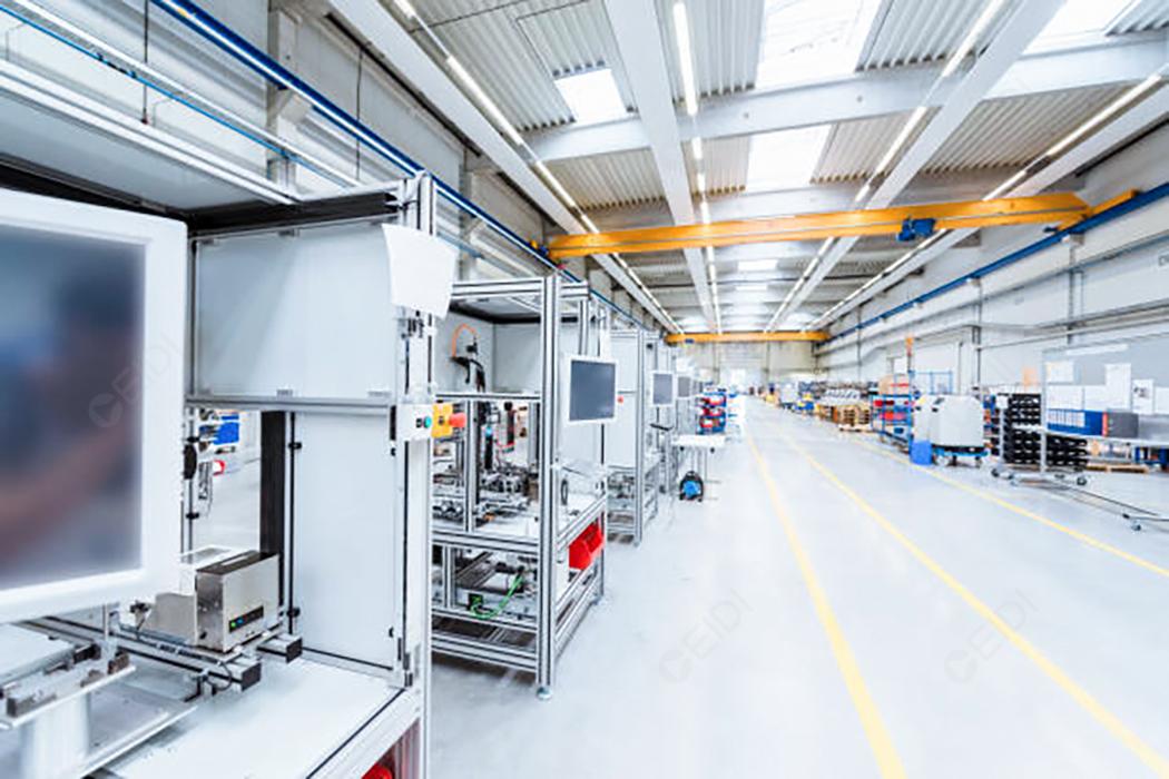 上海帝润化工生产车间及办公综合体项目