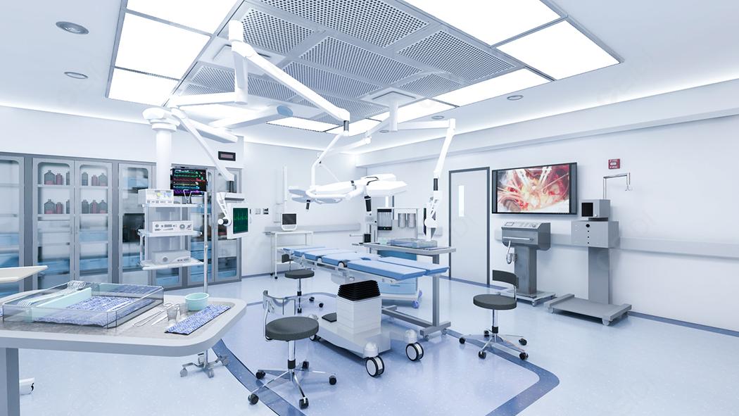 医疗整形医院及医美手术室的设计装修 CEIDI西递