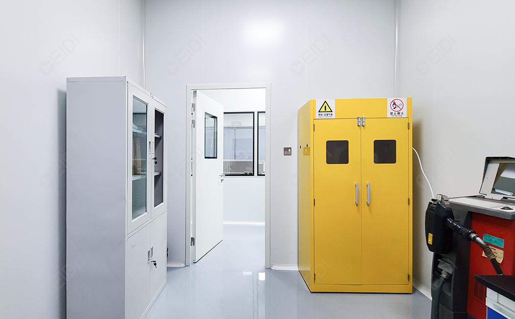 实验室规划设计之气瓶室设计/改造经验 CEIDI西递