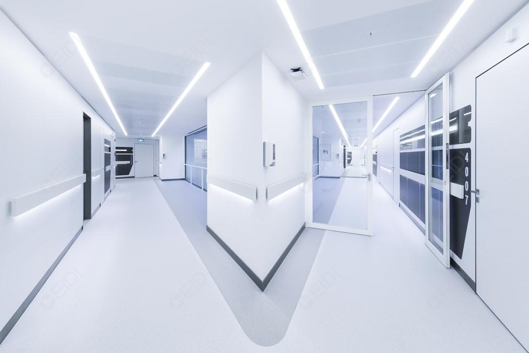 医院PCR实验室建设  PCR实验室设计装修及配套系统建设要点 CEIDI西递