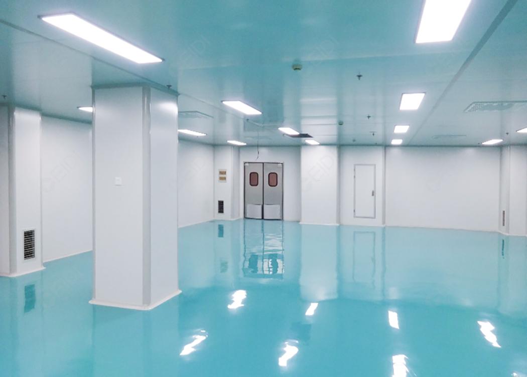 防静电车间装修设计及温湿度标准 CEIDI西递