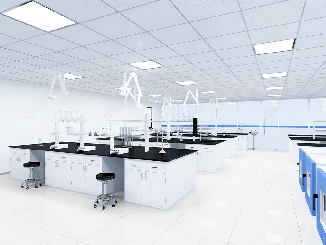 NGS实验室设计:二代测序实验室分区 CEIDI西递